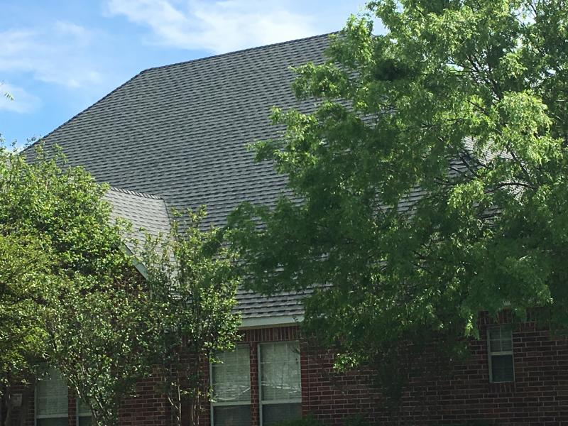 timberline shingle front