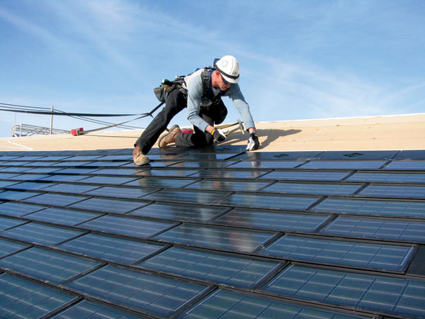 Solar Shingles: A Passing Fad or the Future of Solar? | Get Solar.com