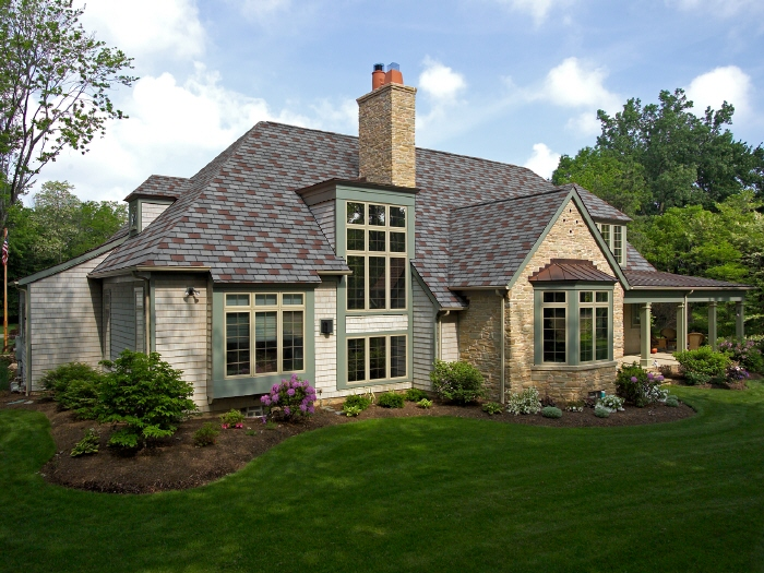 Mathis Roofing And Construction Home